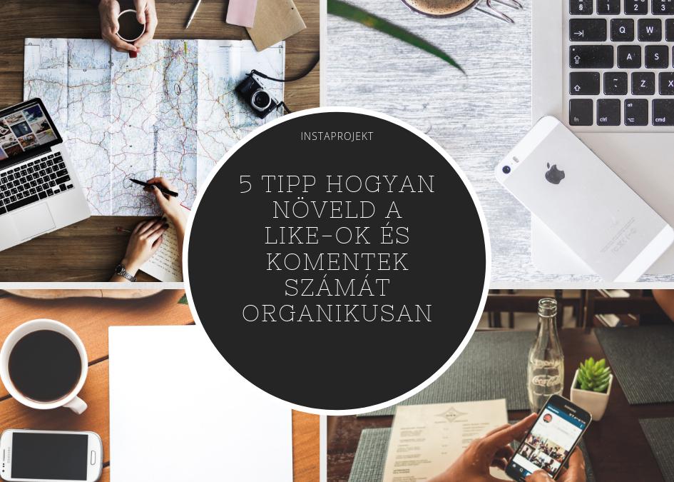 Instagram Titkok – 5 Tipp, Hogyan Növeld a Like-ok És Kommentek Számát organikusan